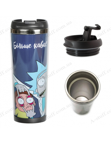 """Thermocup """"Rick and Morty"""""""
