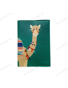 """Cover on the passport """"Camel"""""""