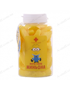 "Candy jar ""Mega Force Minion"""