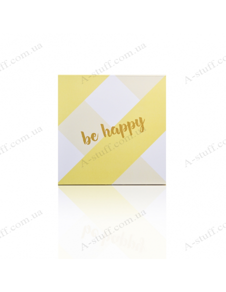"""Sweet set """"Be Happy"""""""