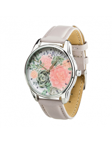 "Watch wrist must have ""Peonies"""