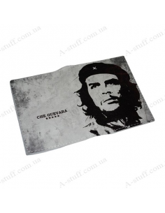 "Leather cover for the passport ""Che Guevara"""
