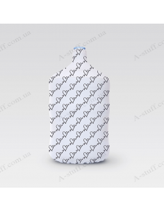 """Pouch for bottle """"Hearts"""""""