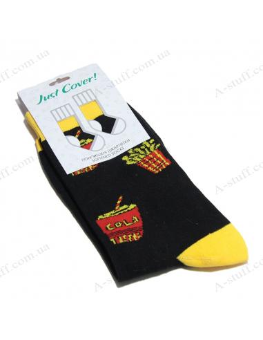 """Оригинальные носки """"Fast Food"""""""