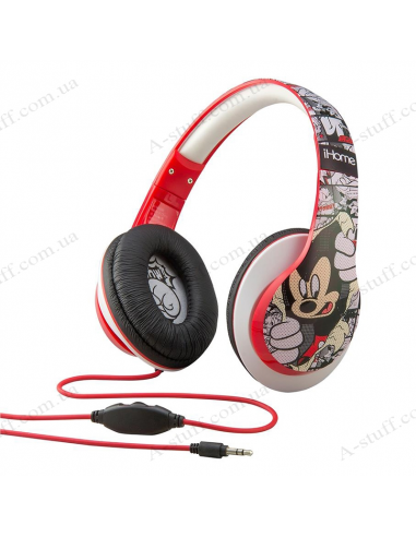 Headphones eKids / iHome Disney Mickey Mouse, Mic
