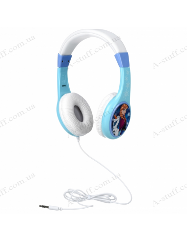 EKids Disney headphones Frozen Kid-friendly volume