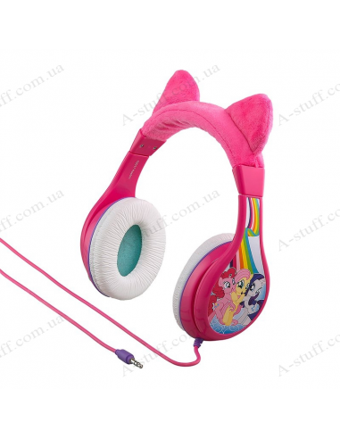 EKids Disney Headphones My Little Pony, Kid-friendly volume