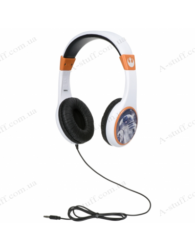 Headphones eKids Disney, Star Wars, Kid-friendly volume