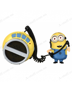 Communicator voice changer microphone eKids Universal Despicable Me, Minion
