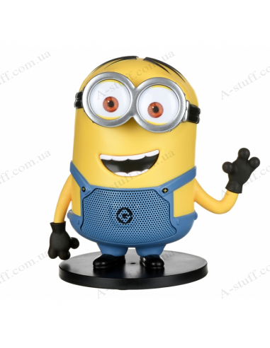 Acoustic system eKids / iHome Universal Despicable Me, Minion, the Wireless