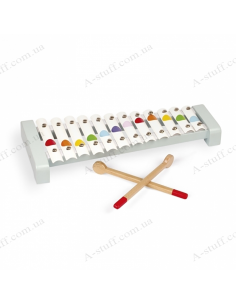 Musical instrument Janod Xylophone