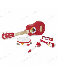 Set of musical instruments Janod