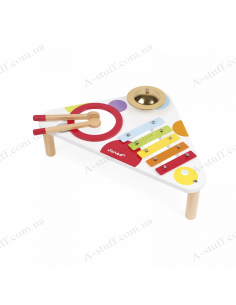 Musical instrument Janod Table with xylophone