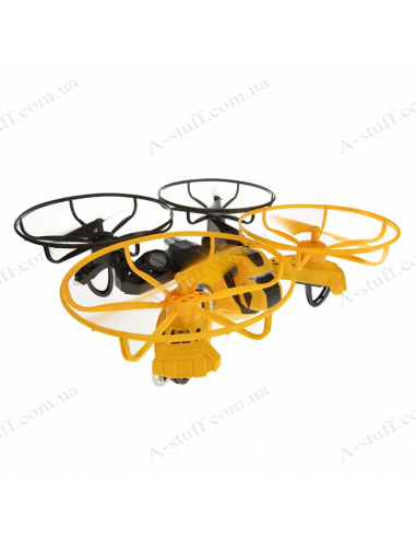 Game Drone Auldey Drone Force transformer Morph-Zilla