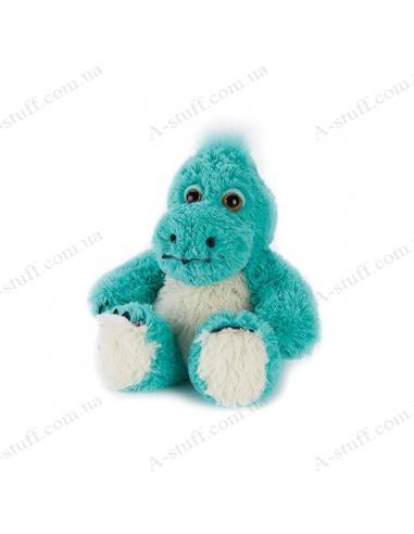 """Грілка іграшка """"Динозавр"""" бірюзовий"""