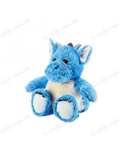 """Грілка іграшка """"Динозавр"""" синій"""