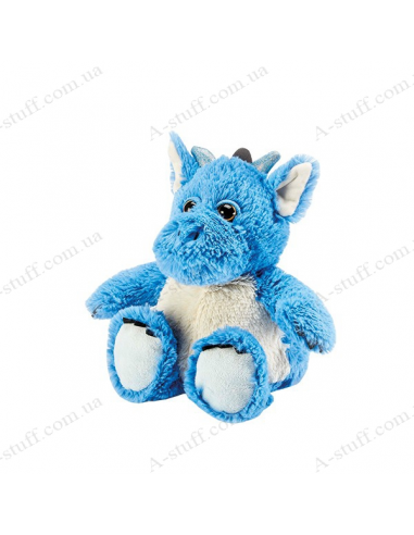 "Warmer toy ""Dinosaur"" blue"