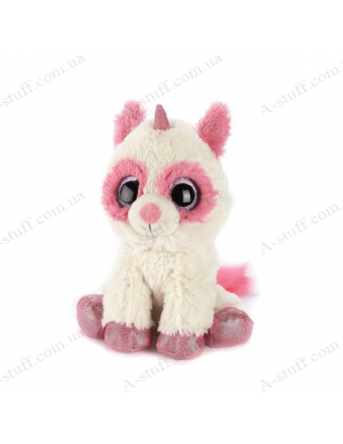 "Warmer toy ""Baby Unicorn"" white-pink"