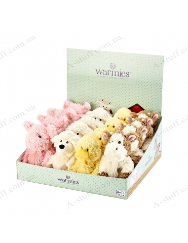 "A set of warmers toys ""Pets"" (4 pcs.)"