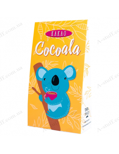 """Cocoa """"Cocoala"""" in box"""