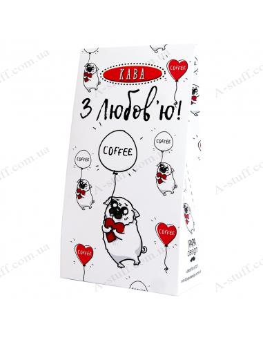 """Coffee """"With love"""" box"""