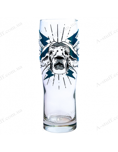 "Beer glass ""Buffalo"""