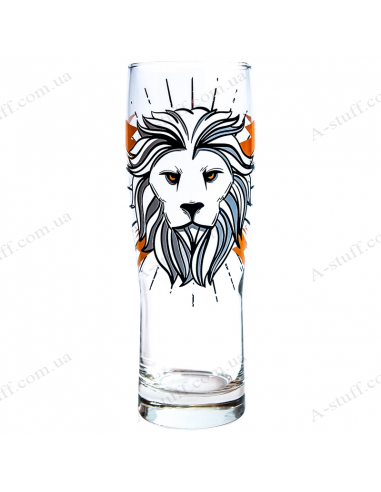 "Beer glass ""Lion"""