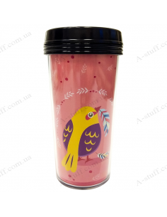 """Thermo cup """"Tenderness"""""""