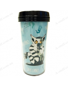 """Thermo cup """"Calm down"""""""