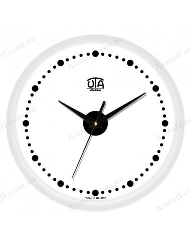 """Wall clock """"Dots"""""""