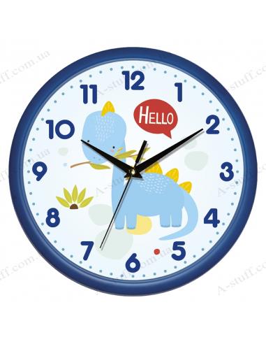 """Wall clock """"Dinosaur"""""""