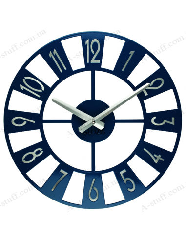 Designer wall clock Boston
