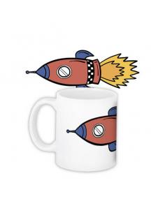 """Чашка """"Ракета"""""""