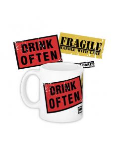 """Чашка """"Drink often"""""""