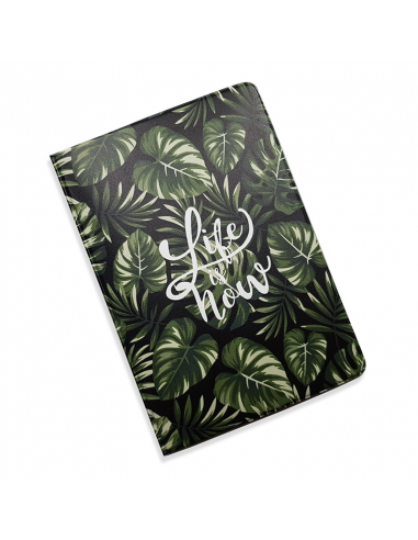 "Document Organizer 5 in 1 ""Tropics. Life is now"""