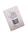 "Document Organizer 5 in 1 ""Kitty - coffee lover"""
