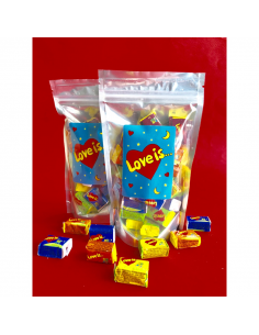"""Pack of gum """"Love is"""""""