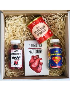 Подарунковий набір для Закоханих