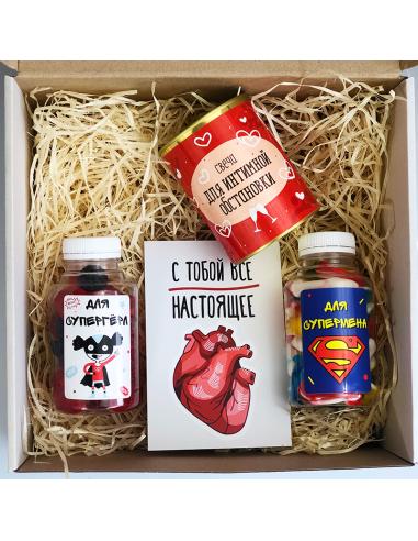 Подарочный набор для Влюблённых