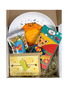 Superhero Gift Set