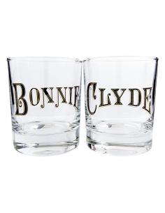 """Набір келихів для віскі """"Bonnie & Clyde"""""""