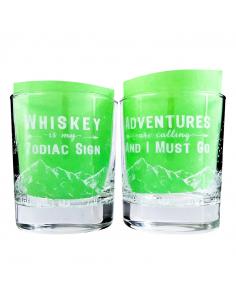 """Набір келихів для віскі """"Whiskey Adventures"""""""