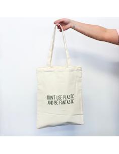 """Еко сумка """"Don't use plastic"""""""