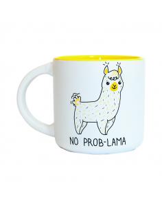 """Cup """"No Prob-Lama"""""""