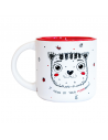 """Cup """"Cat I got shivers from you"""""""