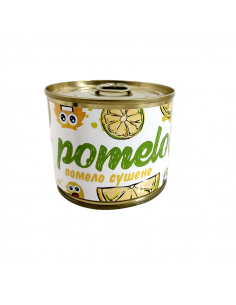 """Candied fruits in a can """"Pomelo"""""""