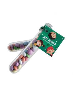 """For Happiness"" candy pills"