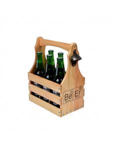 """Ящик для пива 0.5 """"Be Er 2"""""""
