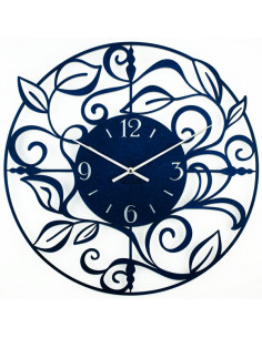 Metal wall clock Caprice