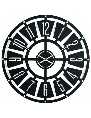 Metal wall clock Chicago